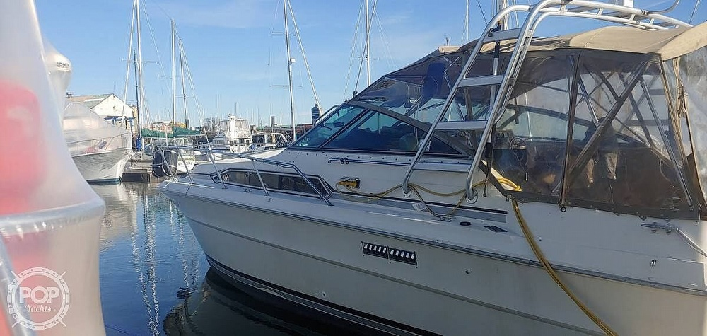 1983 Sea Ray boat for sale, model of the boat is 340 Express Cruiser & Image # 4 of 22