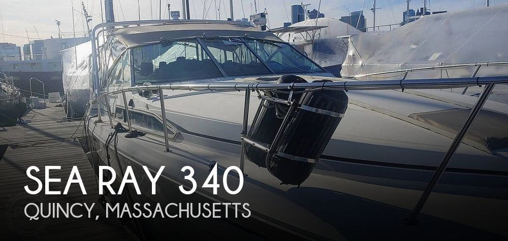 1983 Sea Ray boat for sale, model of the boat is 340 Express Cruiser & Image # 1 of 22