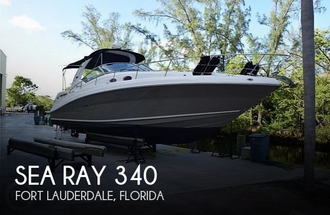 Used Sea Ray 340 Boats For Sale by owner | 2006 Sea Ray Sea Ray Sundancer 340