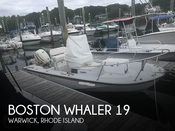 Used Boston Whaler 19 Boats For Sale by owner | 1995 Boston Whaler 19 Outrage