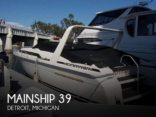 Used Mainship Boats For Sale in Michigan by owner | 1990 Mainship 39