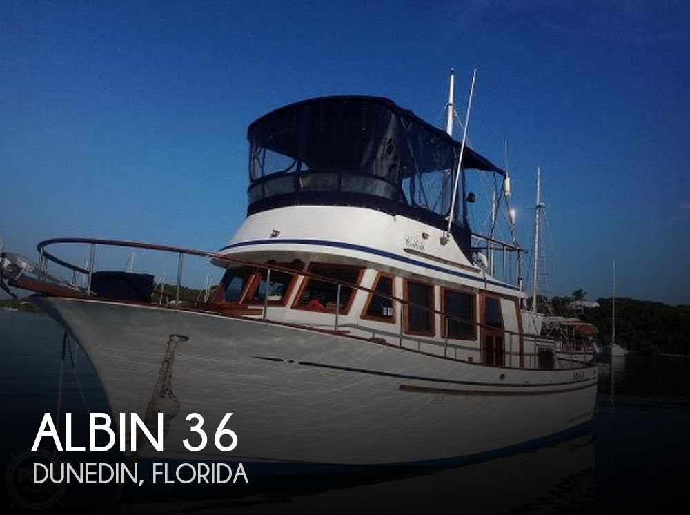 Used Albin Boats For Sale by owner   1979 Albin 36