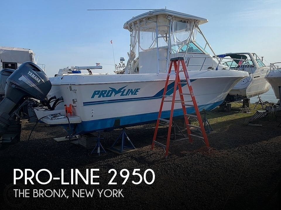 1996 Pro-Line boat for sale, model of the boat is 2950 & Image # 1 of 40