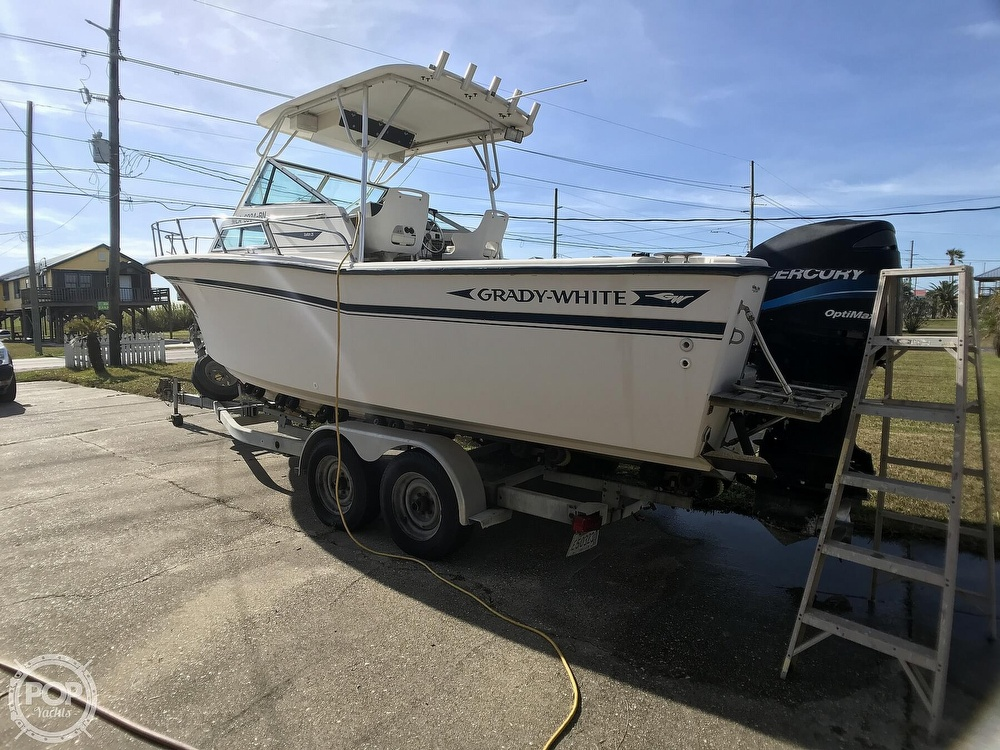 1986 Grady-White boat for sale, model of the boat is Sailfish 25 & Image # 3 of 40