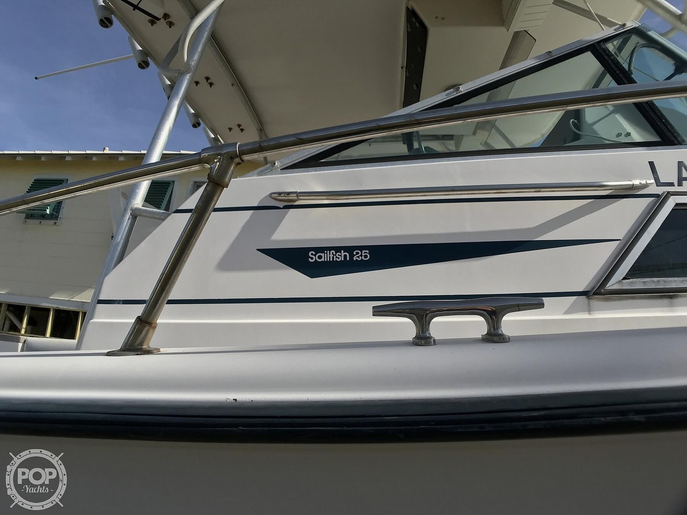 1986 Grady-White boat for sale, model of the boat is Sailfish 25 & Image # 24 of 40