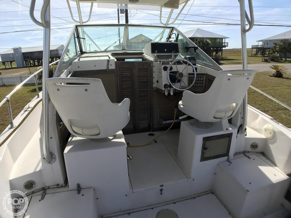 1986 Grady-White boat for sale, model of the boat is Sailfish 25 & Image # 4 of 40