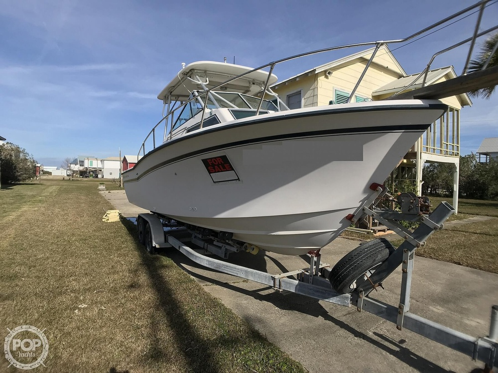 1986 Grady-White boat for sale, model of the boat is Sailfish 25 & Image # 2 of 40