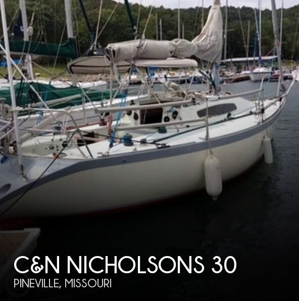 1978 Camper & Nicholsons boat for sale, model of the boat is 29 & Image # 1 of 40