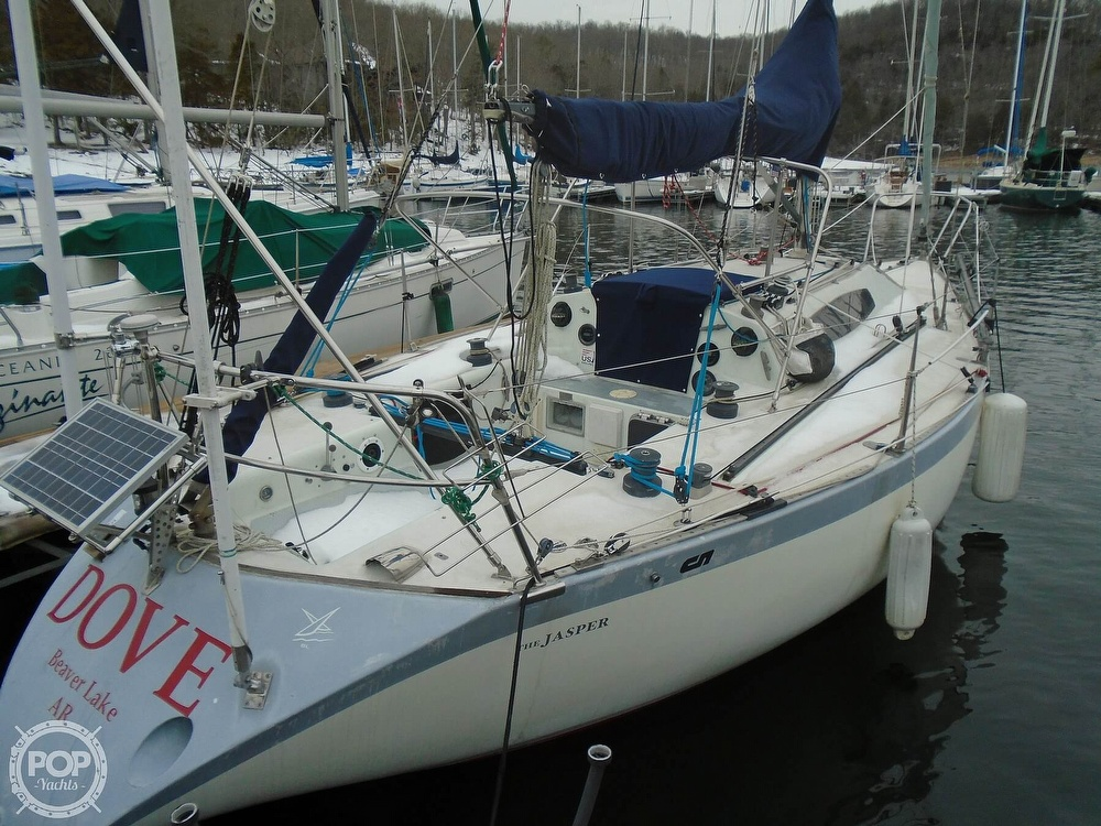 1978 Camper & Nicholsons boat for sale, model of the boat is 29 & Image # 7 of 40