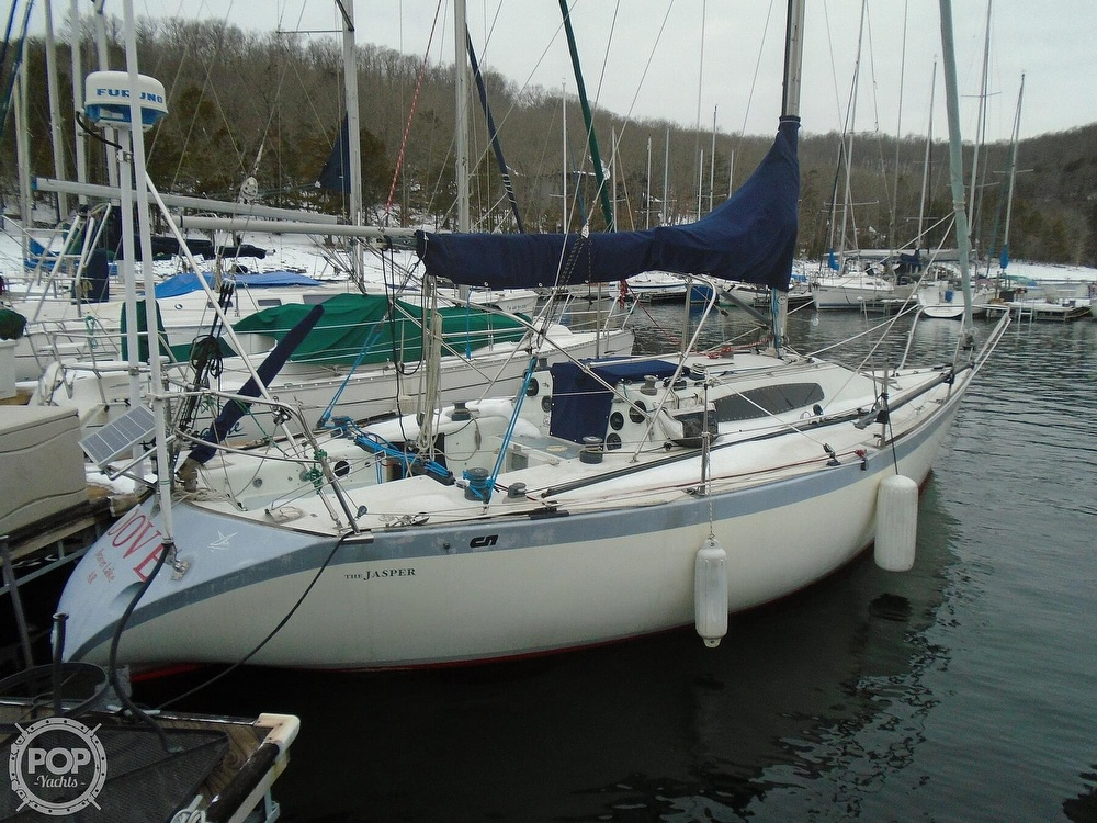 1978 Camper & Nicholsons boat for sale, model of the boat is 29 & Image # 8 of 40