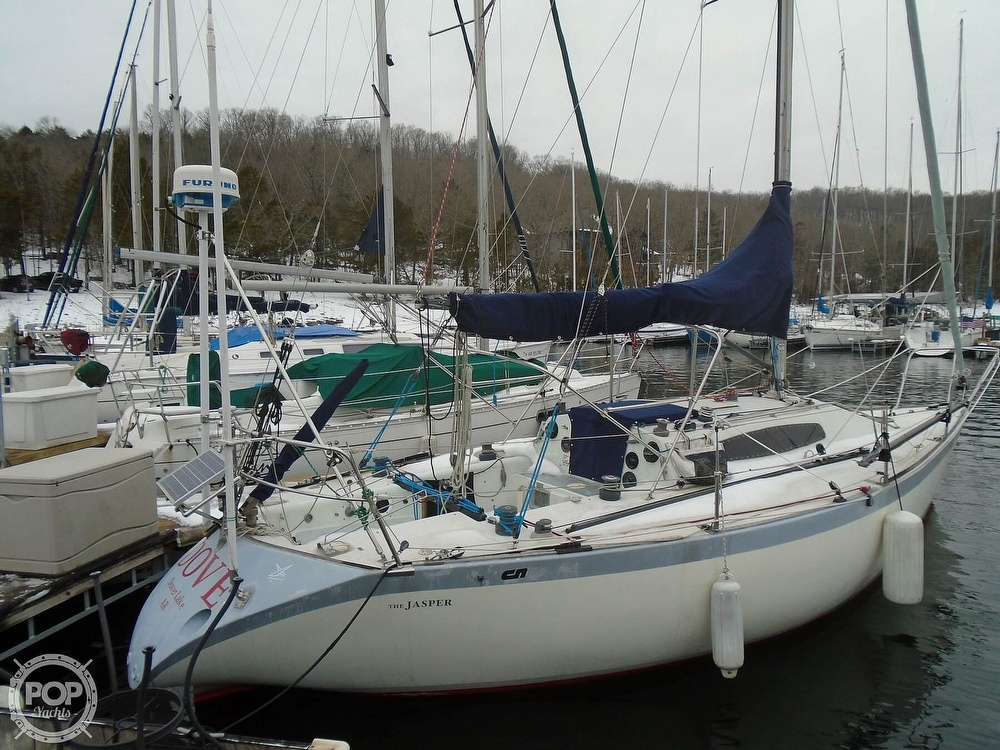 1978 Camper & Nicholsons boat for sale, model of the boat is 29 & Image # 2 of 40