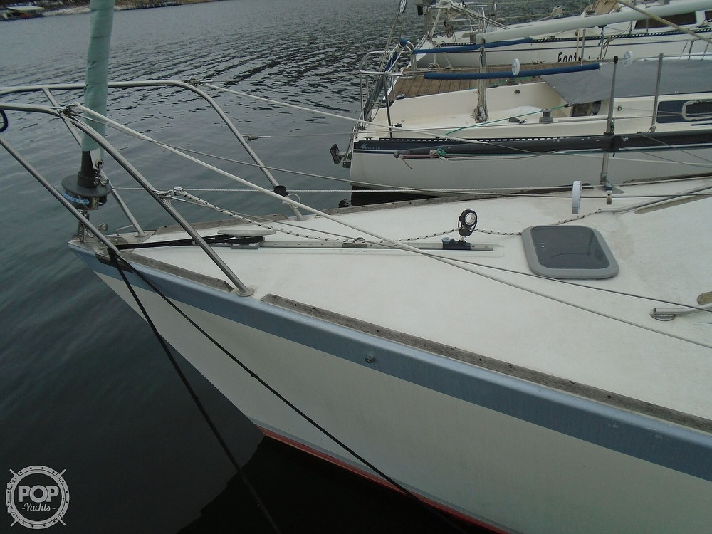 1978 Camper & Nicholsons boat for sale, model of the boat is 29 & Image # 11 of 40