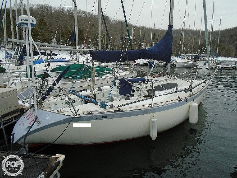 1978 Camper & Nicholsons boat for sale, model of the boat is Nicholsons 30 & Image # 2 of 40