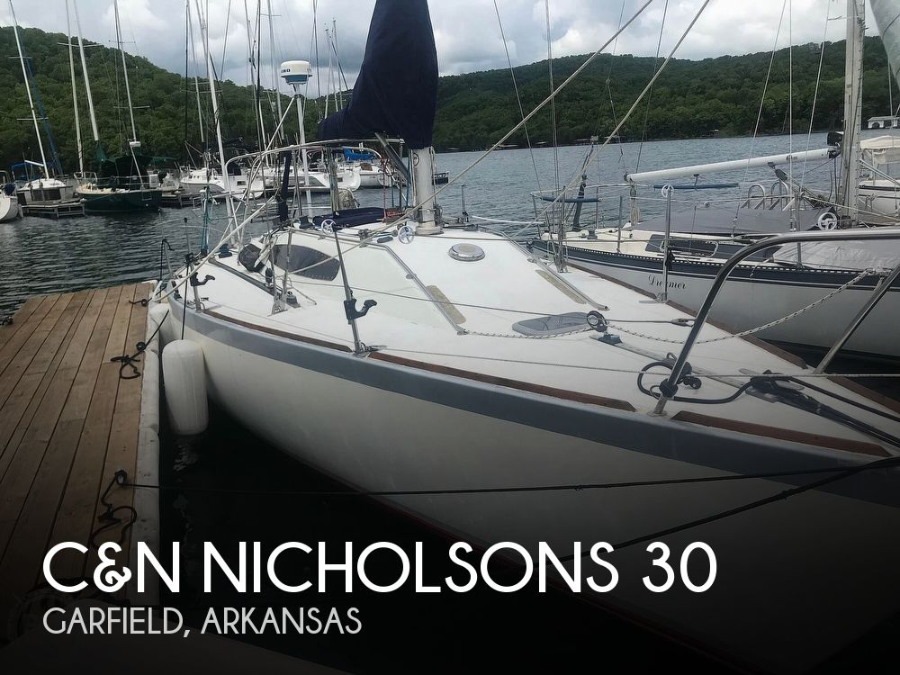 1978 Camper & Nicholsons boat for sale, model of the boat is Nicholsons 30 & Image # 1 of 40