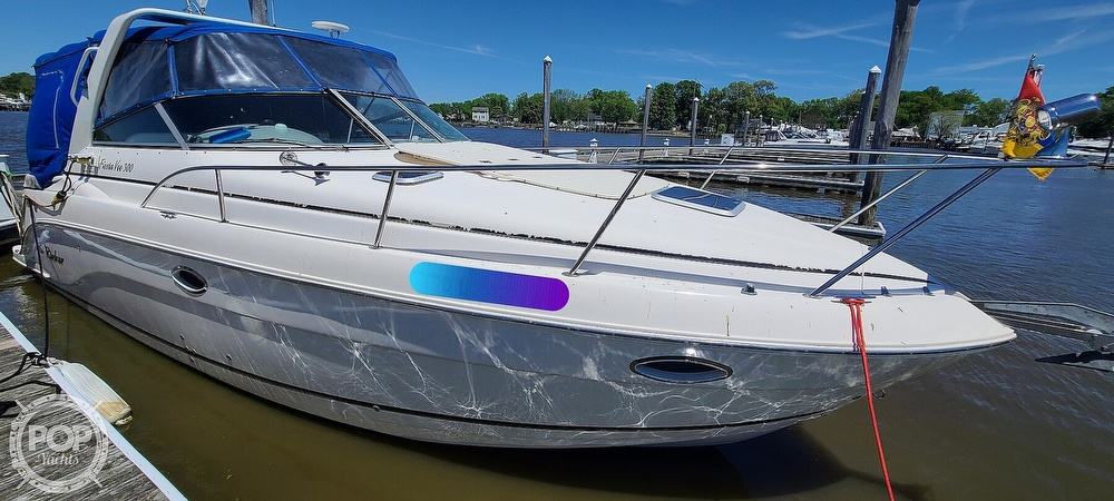 2006 Rinker boat for sale, model of the boat is 300 Fiesta Vee & Image # 10 of 40