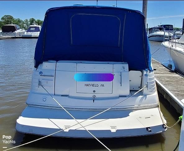2006 Rinker boat for sale, model of the boat is 300 Fiesta Vee & Image # 12 of 40