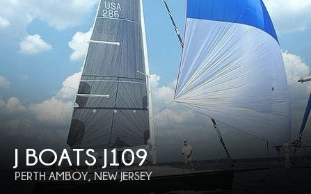 Used J Boats Boats For Sale by owner   2006 J Boats J109