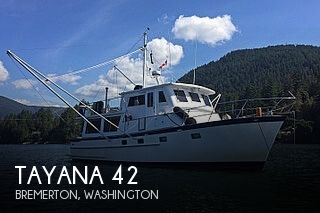 Used Boats For Sale in Olympia, Washington by owner | 1978 Tayana 45