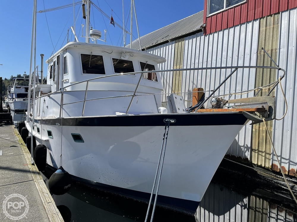 1978 Tayana boat for sale, model of the boat is 42 & Image # 2 of 40