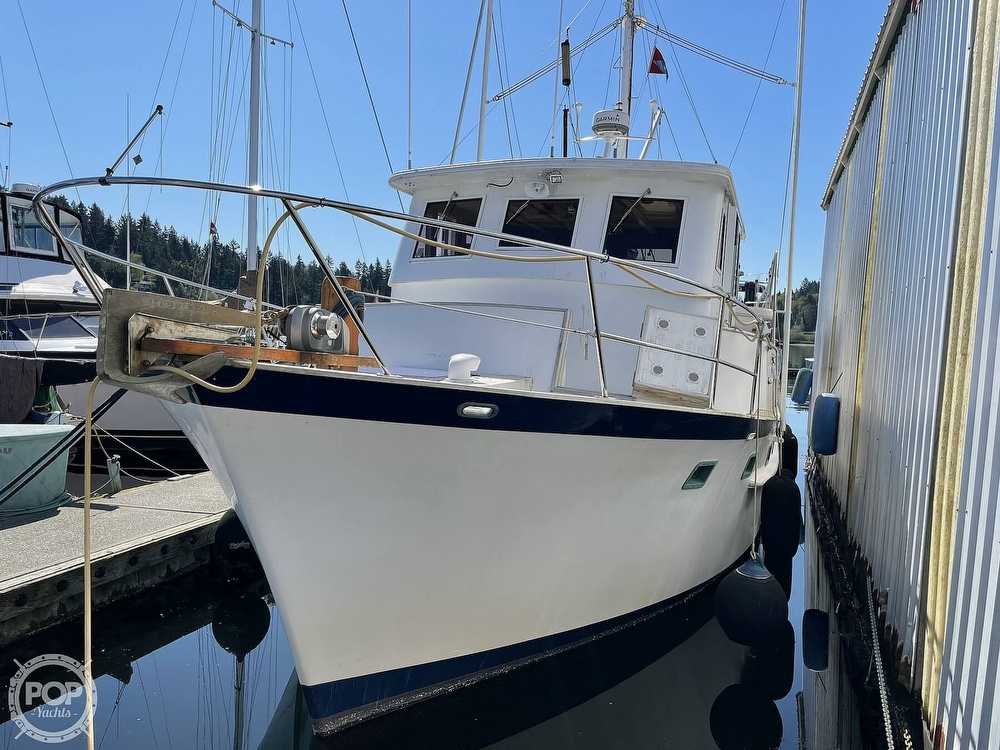 1978 Tayana boat for sale, model of the boat is 42 & Image # 3 of 40