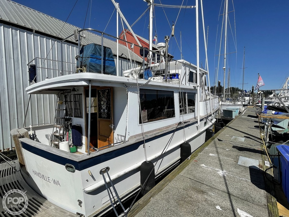 1978 Tayana boat for sale, model of the boat is 42 & Image # 4 of 40