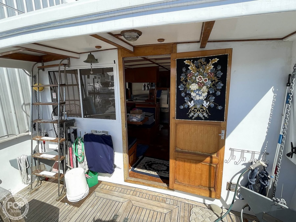 1978 Tayana boat for sale, model of the boat is 42 & Image # 5 of 40
