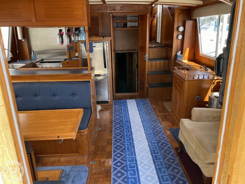 1978 Tayana boat for sale, model of the boat is 42 & Image # 6 of 40