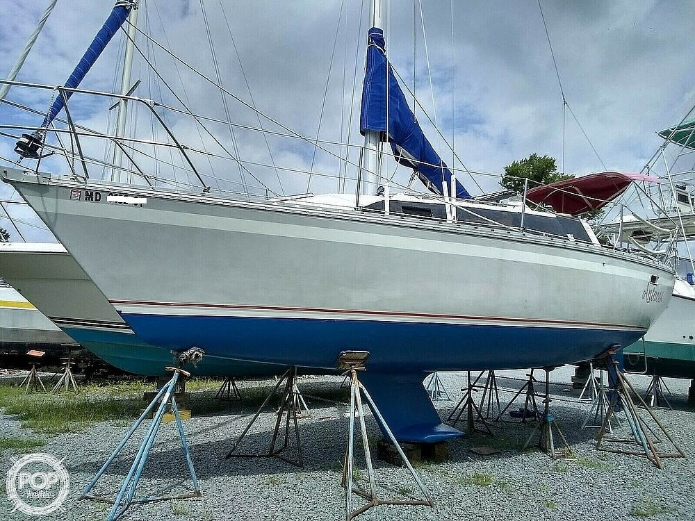 1987 O'day boat for sale, model of the boat is 302 & Image # 15 of 40