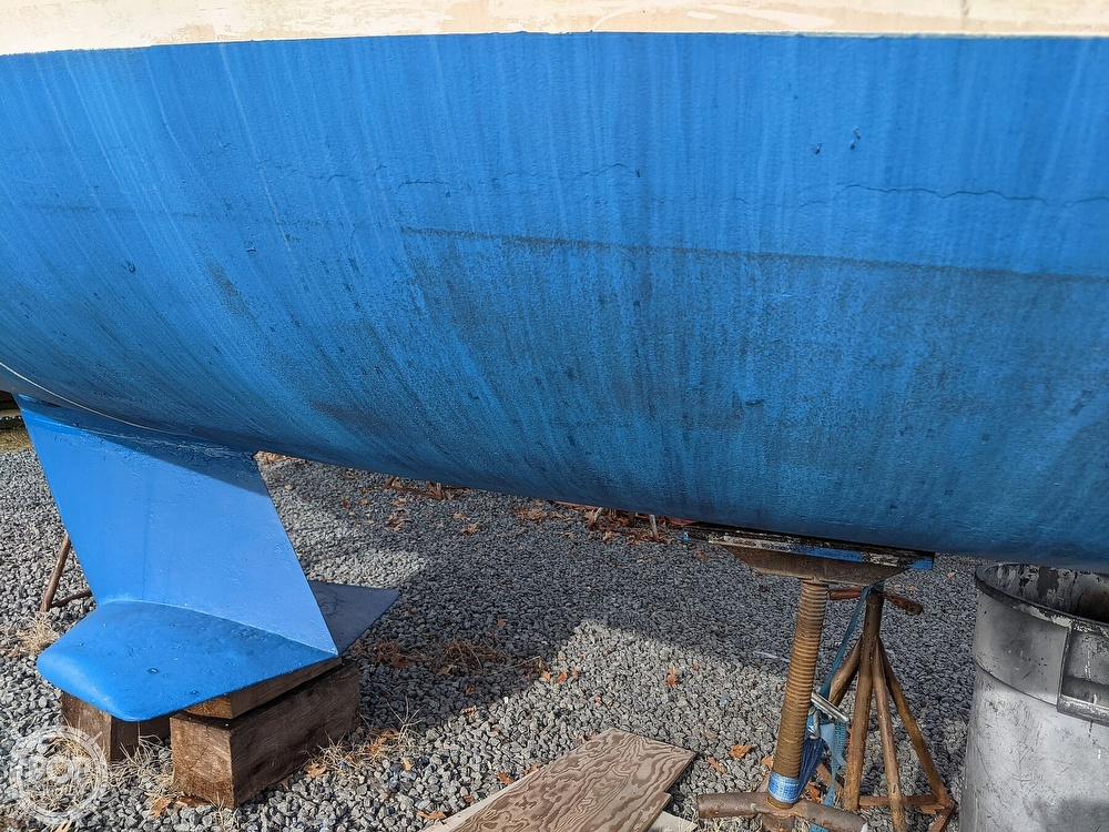 1987 O'day boat for sale, model of the boat is 302 & Image # 36 of 40