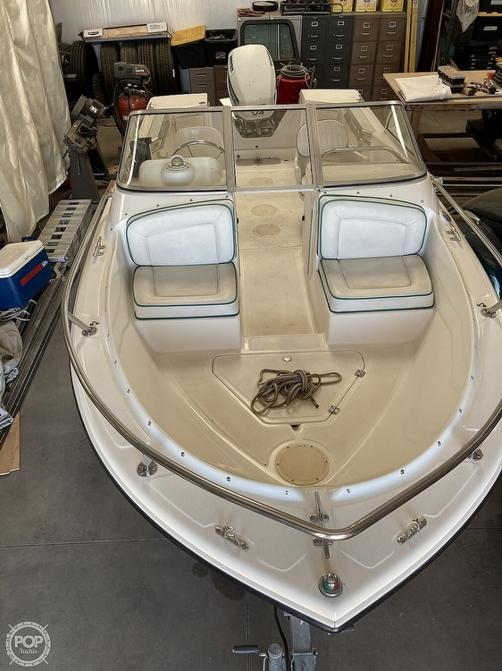 1996 Edgewater boat for sale, model of the boat is 170DC & Image # 16 of 27