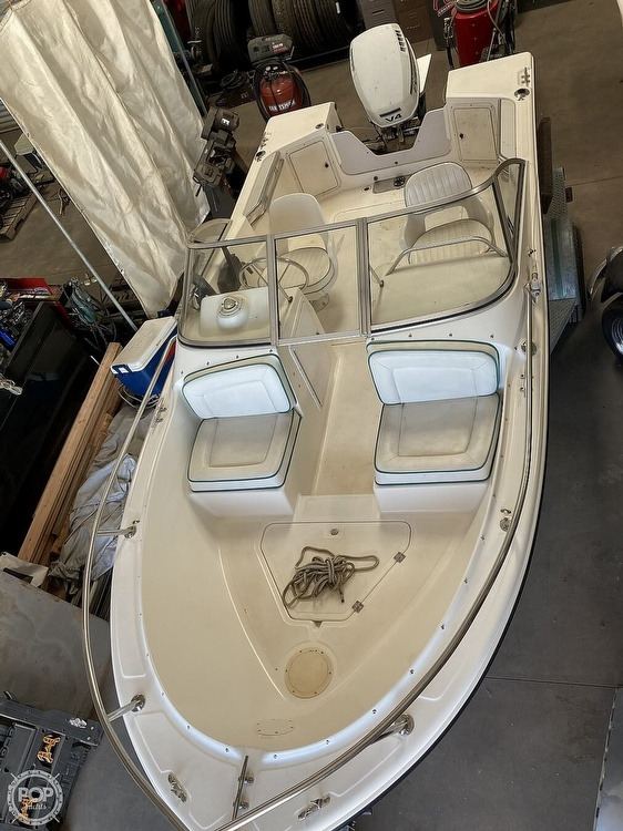 1996 Edgewater boat for sale, model of the boat is 170DC & Image # 17 of 27