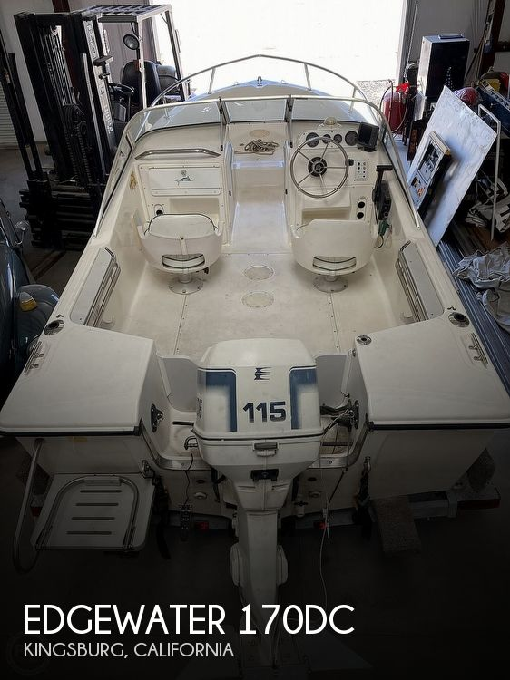 1996 EDGEWATER 170DC for sale
