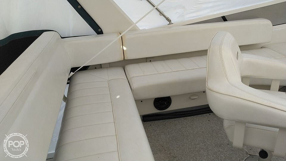 1998 Carver boat for sale, model of the boat is 370 Voyager & Image # 8 of 11