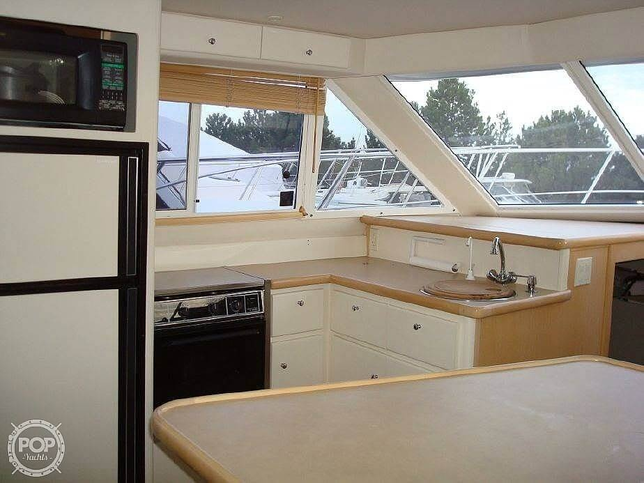 1998 Carver boat for sale, model of the boat is 370 Voyager & Image # 10 of 11