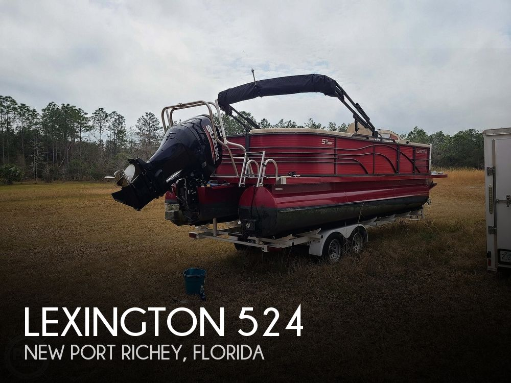 2020 Lexington boat for sale, model of the boat is X-Treme 524 & Image # 1 of 40