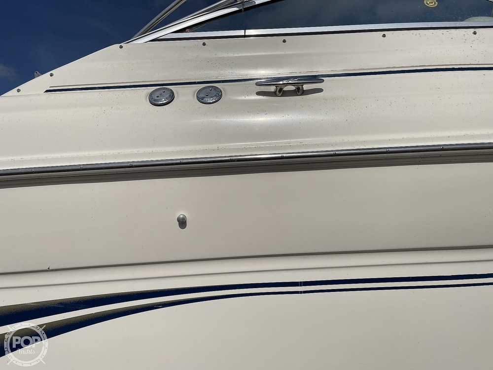 2001 Sea Ray boat for sale, model of the boat is 245 Weekender & Image # 21 of 40