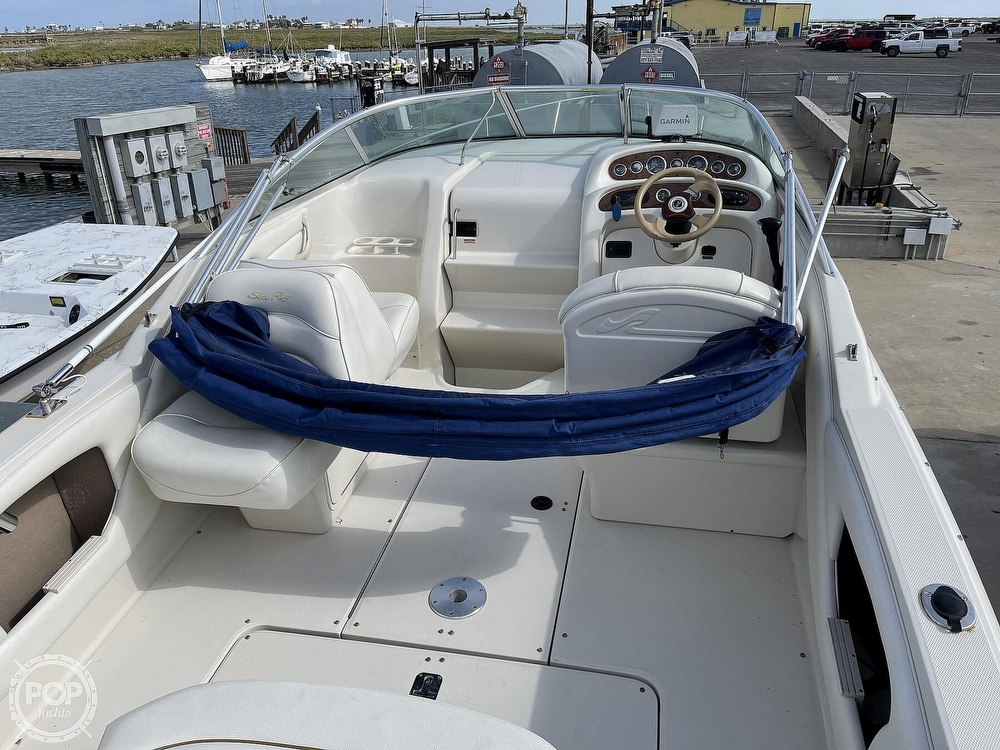 2001 Sea Ray boat for sale, model of the boat is 245 Weekender & Image # 36 of 40