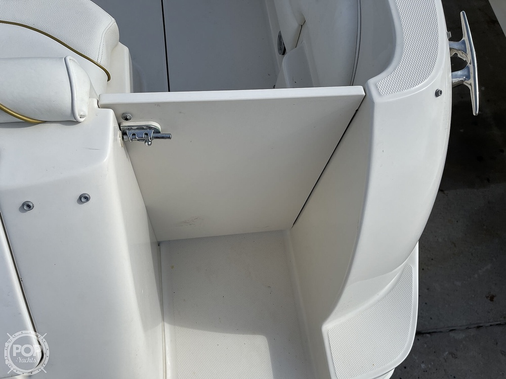 2001 Sea Ray boat for sale, model of the boat is 245 Weekender & Image # 37 of 40