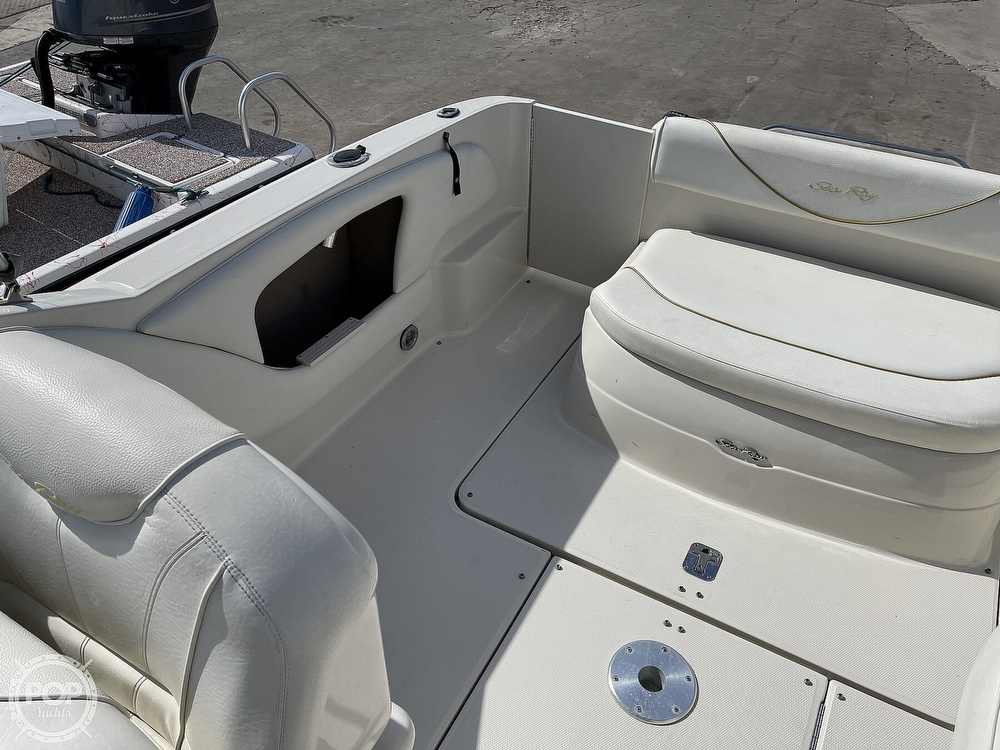 2001 Sea Ray boat for sale, model of the boat is 245 Weekender & Image # 16 of 40