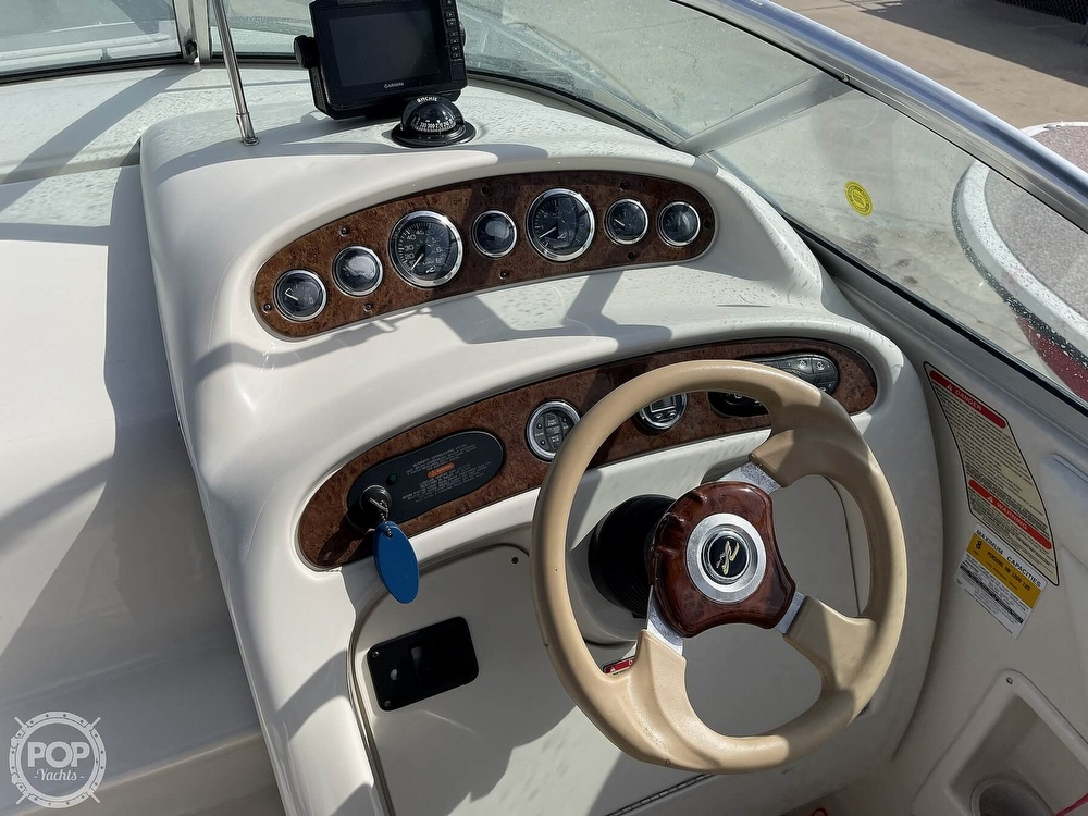 2001 Sea Ray boat for sale, model of the boat is 245 Weekender & Image # 17 of 40