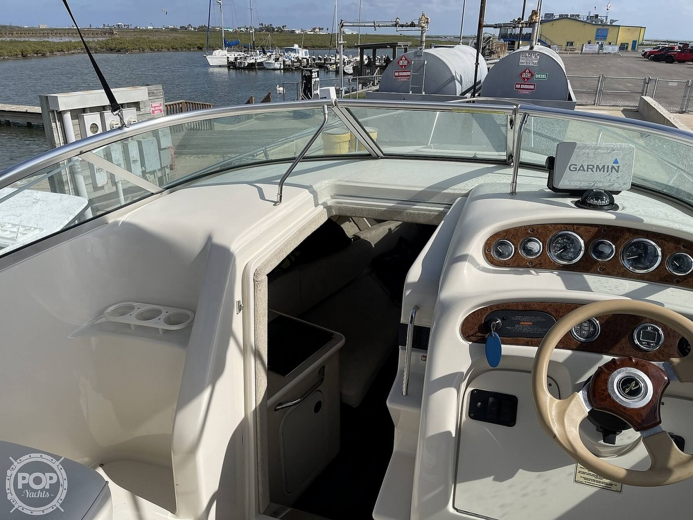 2001 Sea Ray boat for sale, model of the boat is 245 Weekender & Image # 15 of 40