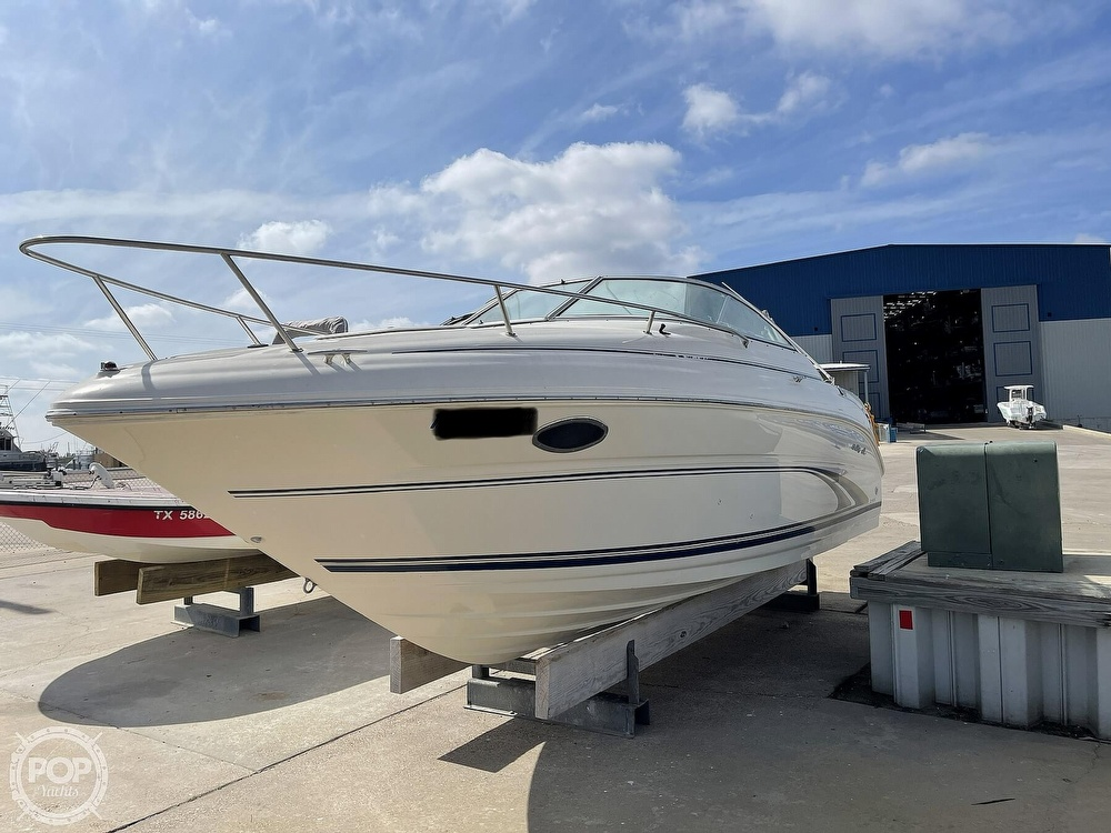 2001 Sea Ray boat for sale, model of the boat is 245 Weekender & Image # 11 of 40