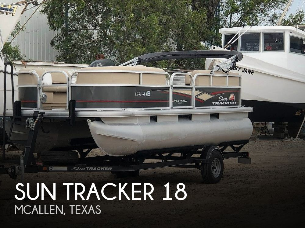 Used Tracker Boats For Sale in Texas by owner | 2019 Sun Tracker 18