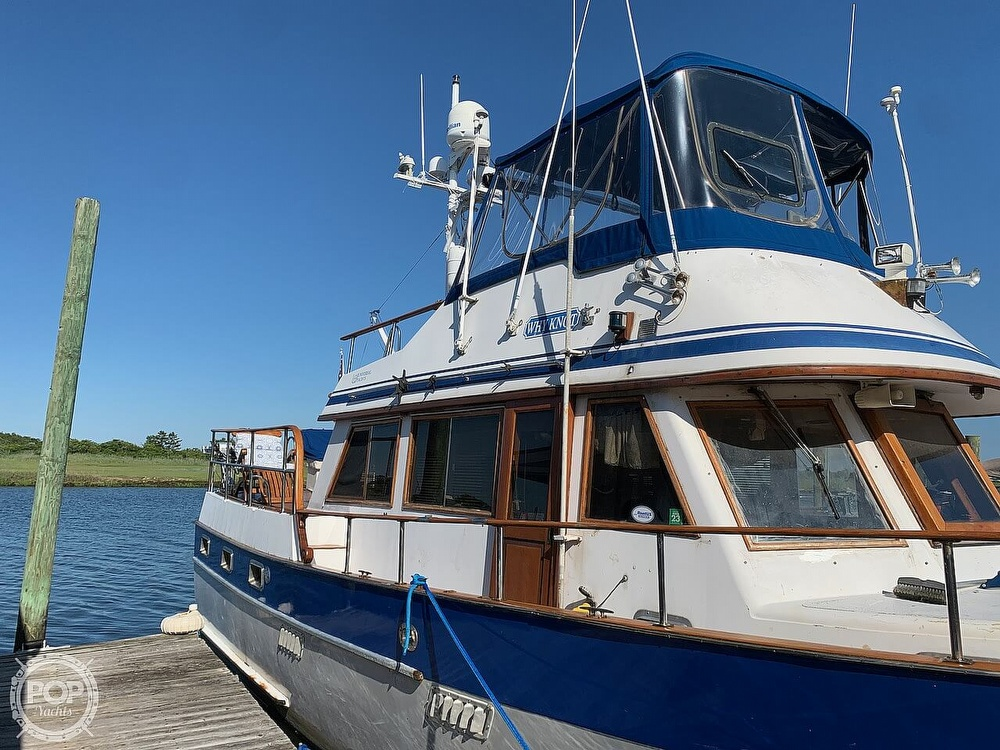 1984 Universal boat for sale, model of the boat is Hampton Bay 39 & Image # 7 of 40
