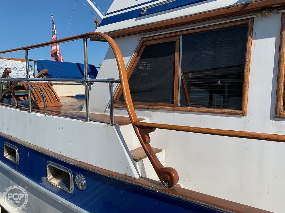 1984 Universal boat for sale, model of the boat is Hampton Bay 39 & Image # 9 of 40