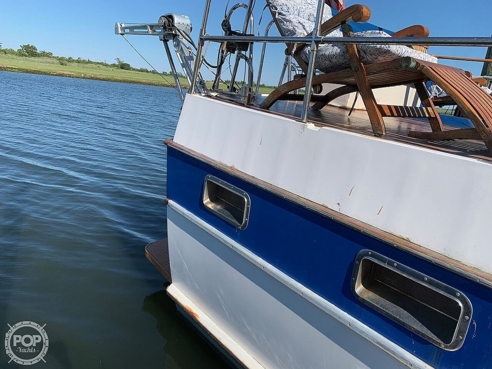 1984 Universal boat for sale, model of the boat is Hampton Bay 39 & Image # 10 of 40