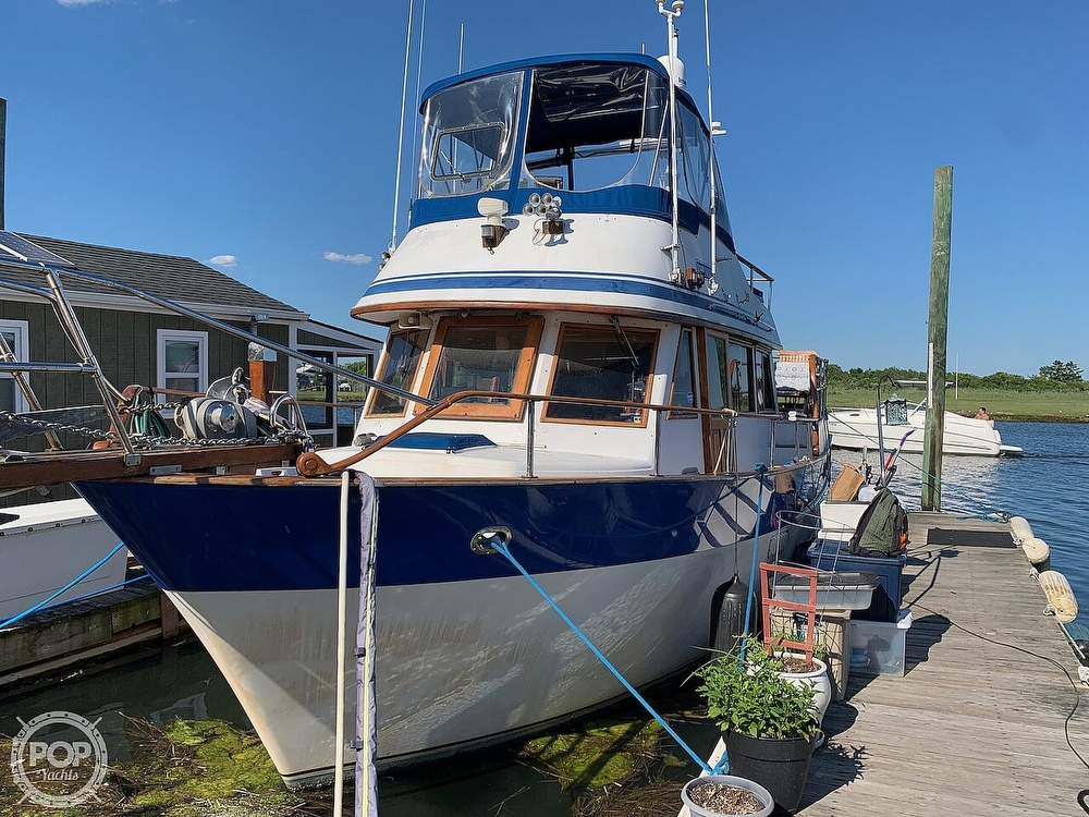 1984 Universal boat for sale, model of the boat is Hampton Bay 39 & Image # 12 of 40