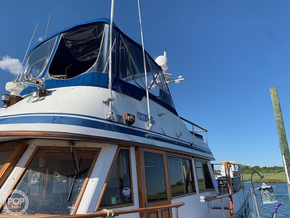 1984 Universal boat for sale, model of the boat is Hampton Bay 39 & Image # 13 of 40