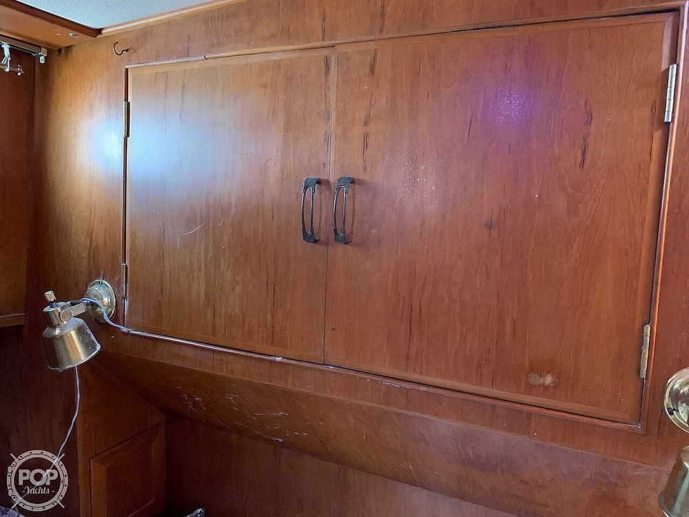1984 Universal boat for sale, model of the boat is Hampton Bay 39 & Image # 30 of 40