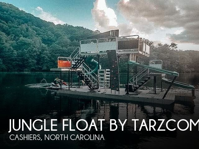 Used Boats For Sale in Asheville, North Carolina by owner | 2020 34 foot Jungle Float By Tarzcom JUNGLE FLOAT By Tarzcom